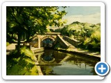Morning_Sunlight_Canal_Tunnel_Diggle